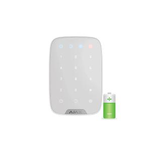 AJAX Bedieningspaneel wit batterij