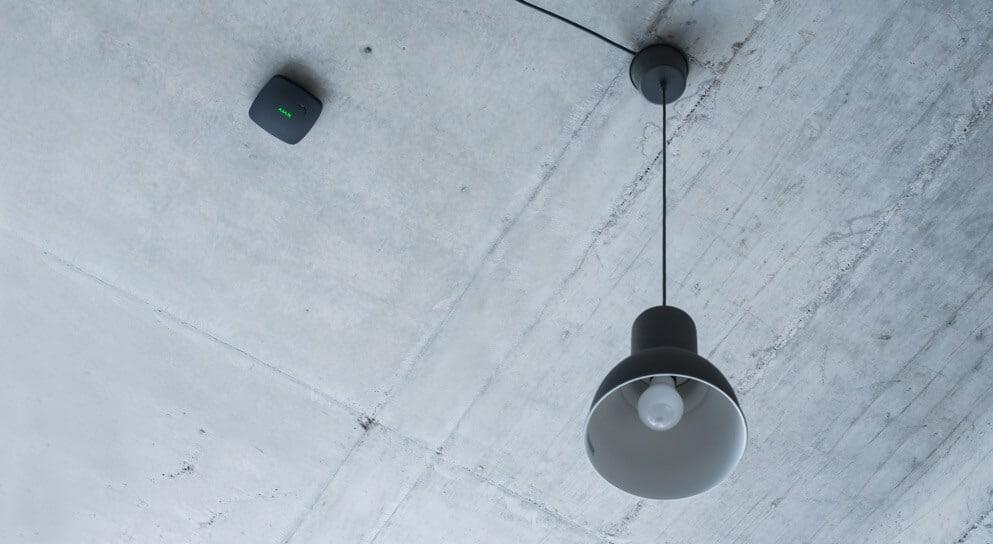 AJAX FireProtect montage plafond