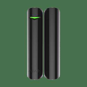 Ajax DoorProtect Plus Zwart