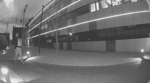 MotionCam foto donker