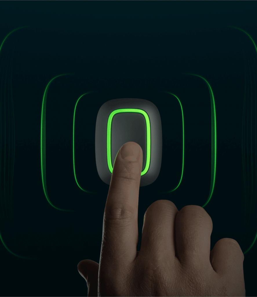 ajax button