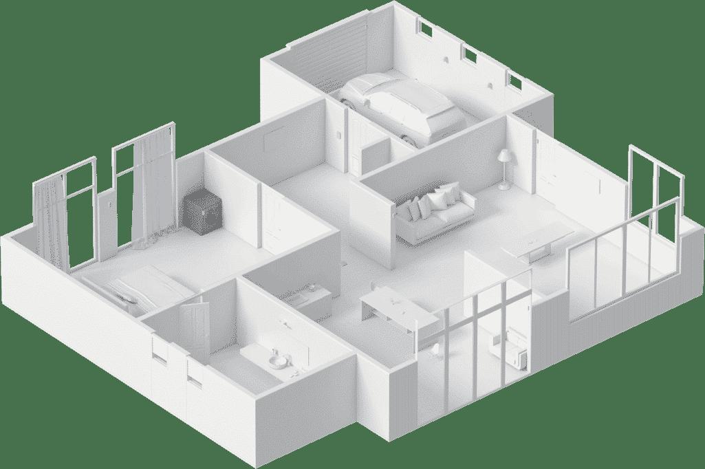 Beveiliging huis woning