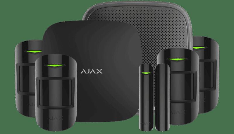 ajax alarmsysteem set